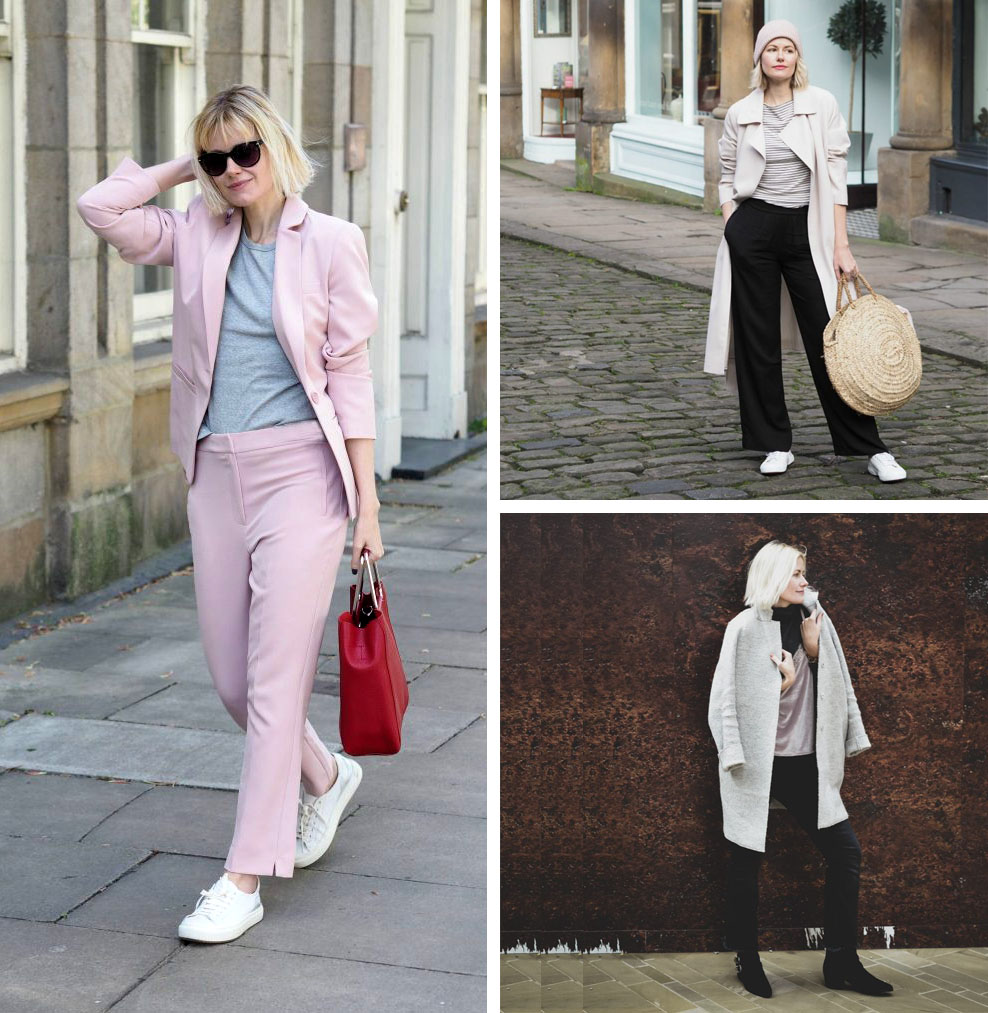 9 Minimalist Fashion Bloggers to Follow (Kathryn - Kat Got the Cream)