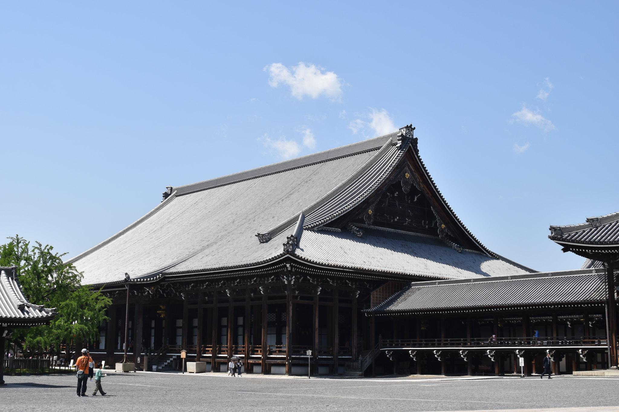 西本願寺(Nishihonganji-temple)