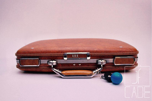 attaché-case vintage