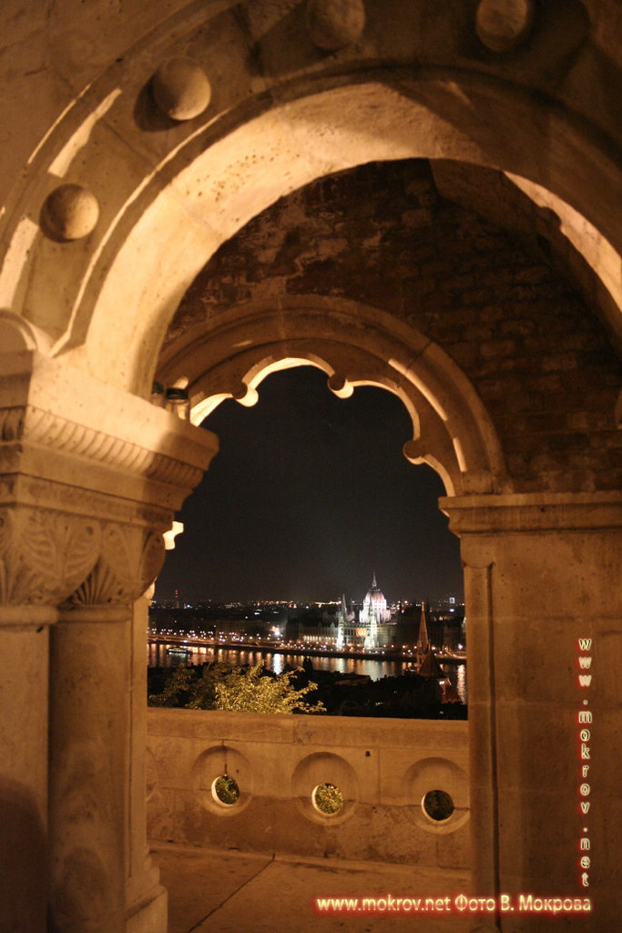 Столица Венгрии - Будапешт фотографии