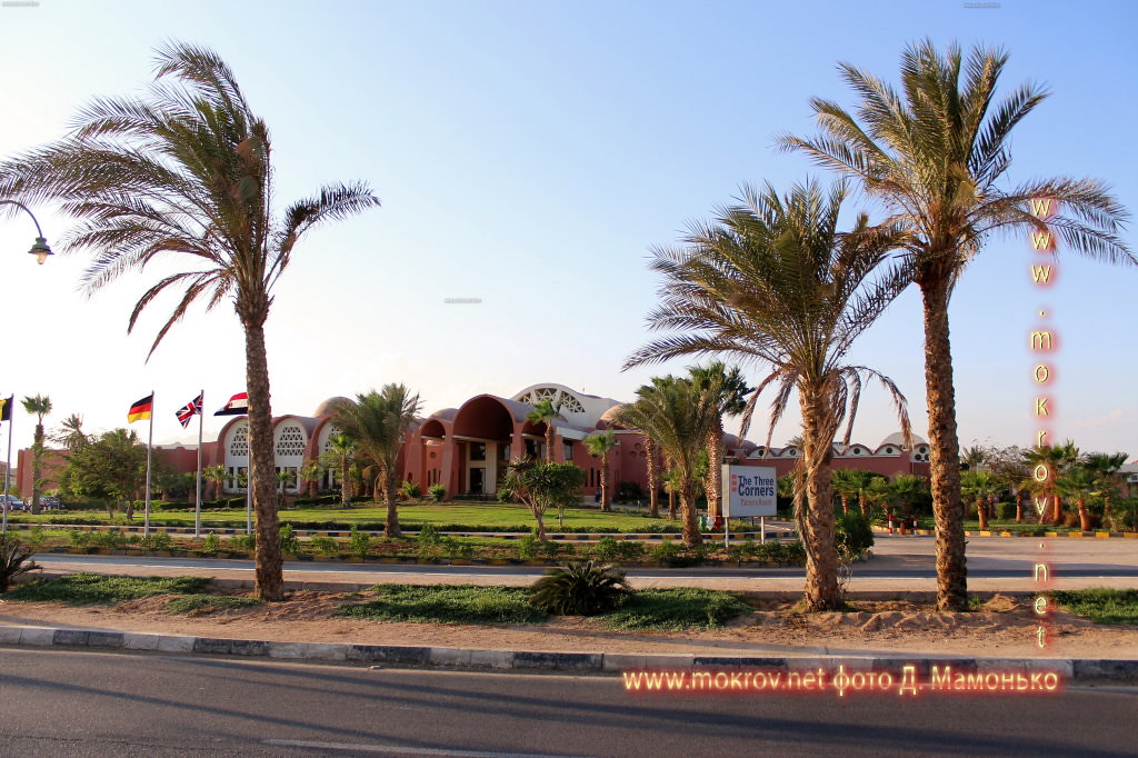 Шарм-эш-Шейх — Египтет фотографии