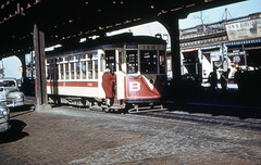 US NY NYC - Third Avenue Railway System 198 - B:Mt Vernon Line - White Plains Rd bet. 228th and 229th (116590)