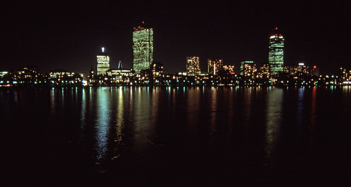 Boston Back Bay 1985