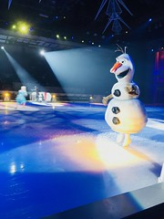 Olaf - Disney On Ice: Follow Your Heart