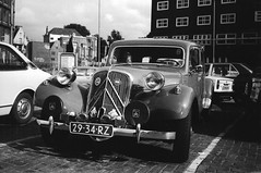 Citro�n 11 Normale Traction Avant c.1953