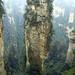 CHINA Hunan Province : Zhangjiajie National Forest Park (World Heritage) by gudonjin