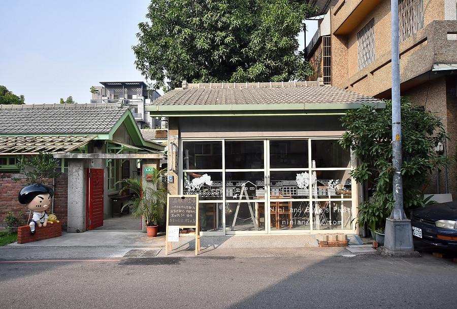 臺中市眷村文物館.台中景點15