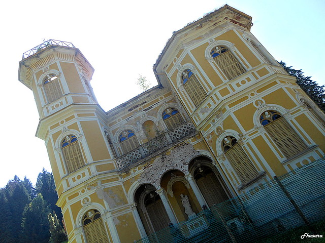 Modern Ruins: Recoaro Terme and the phantom of a 1800s spa-town in Italy