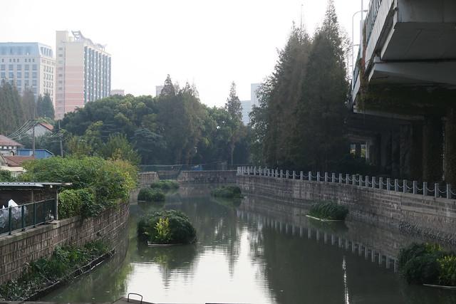 Siping Road at Zhongshan Road