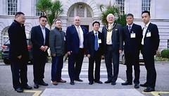 Chinese visit