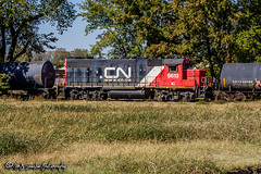 IC 9613 | EMD GP38-2 | CN Shelby Subdivision