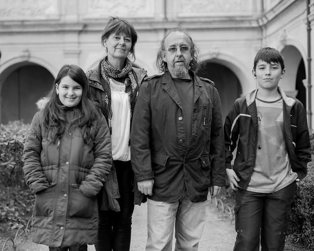 Bruno & sa famille