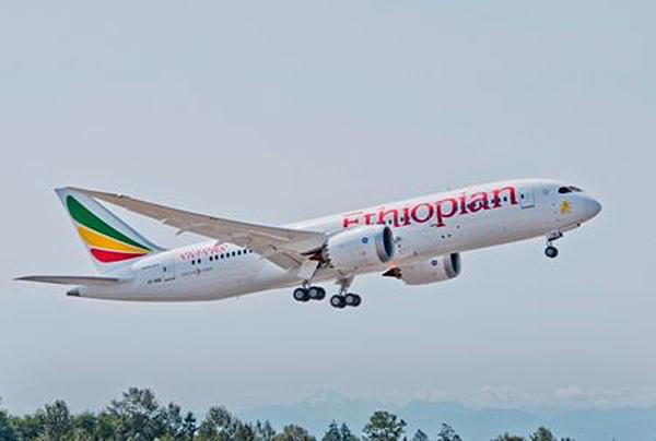 Ethiopian B787 (Boeing)