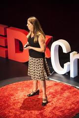 Cheetah McClellan speaking 3