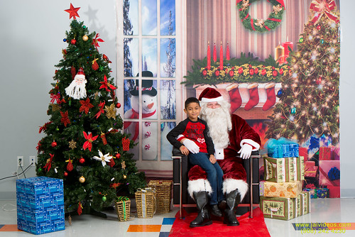 Santa at Teecs-22