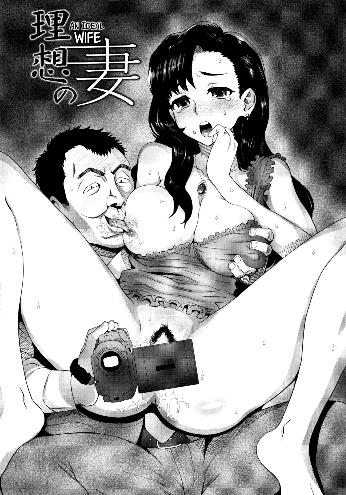 HentaiVN.net - Ảnh 4 - Cái Giá Của Ngoại Tình - Risou no Tsuma | An Ideal Wife - Oneshot