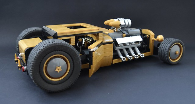 LEGO Hot Rods