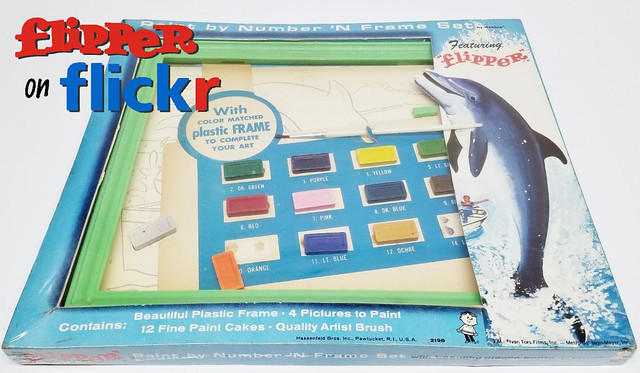 Flipper - Hasbro Paint By Number