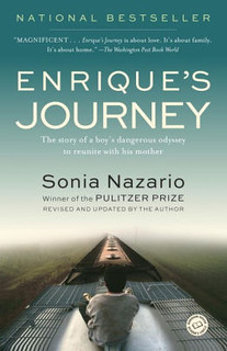 Thu, 11/09/2017 - 10:05 - A photograph of the copy of the book Enrique's Journey