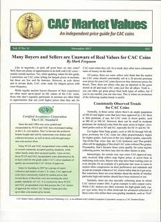 CAC Market Values
