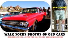 Walk socks And Old Cars  vol 16