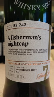 SMWS 53.243 - A fisherman's nightcap