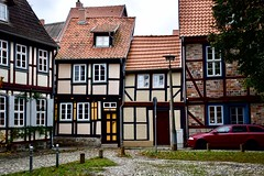 Houses in Quedlinburg