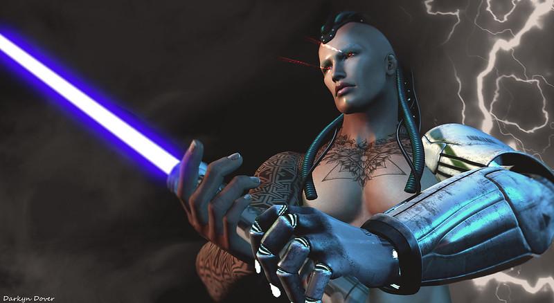 Cyber Jedi