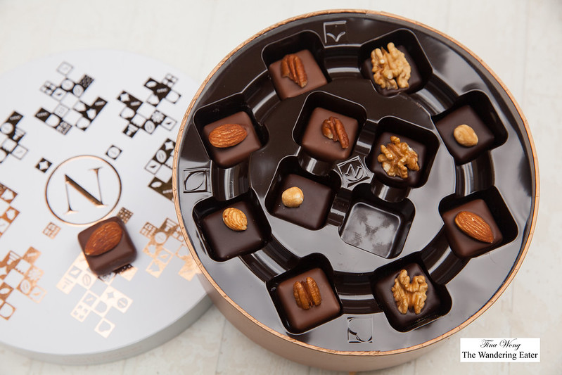 Neuhaus Noble Nuts Collection