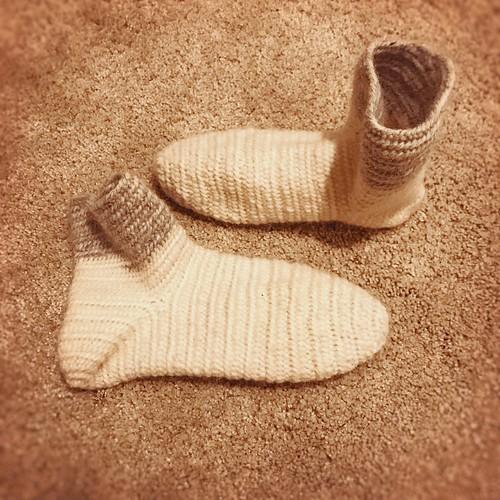 N.B靴下