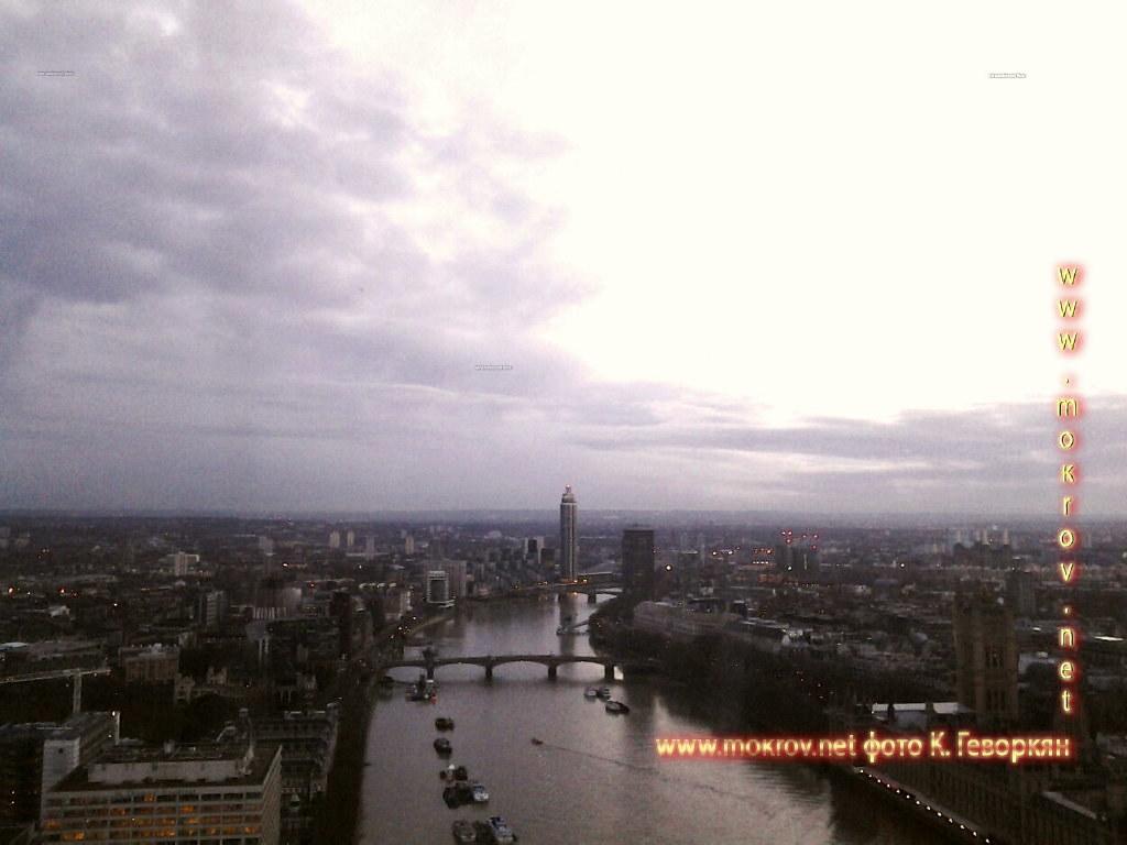 Лондон пейзажи