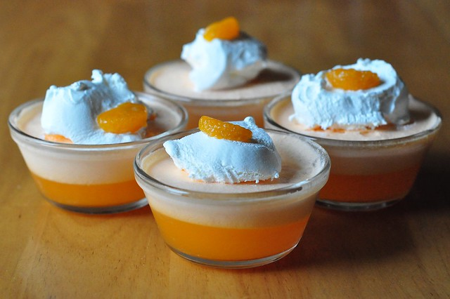 Orange Creamsicle Jello Recipe