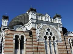 Sofia Synagogue, Bulgaria, October 2017