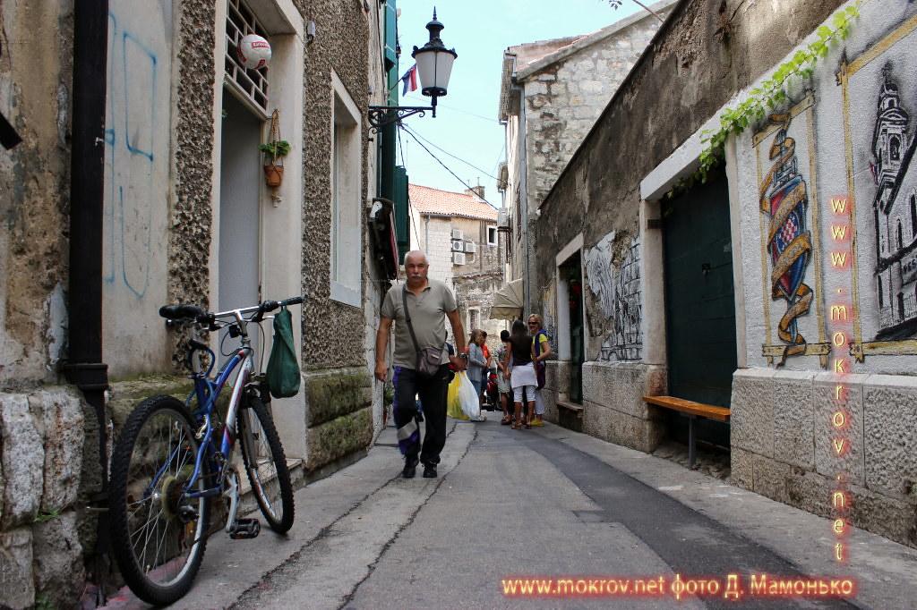 Сплит — город в Хорватии пейзажи