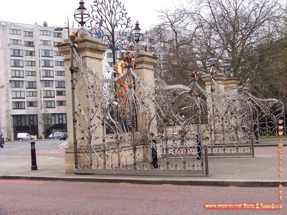 Лондон фотозарисовки