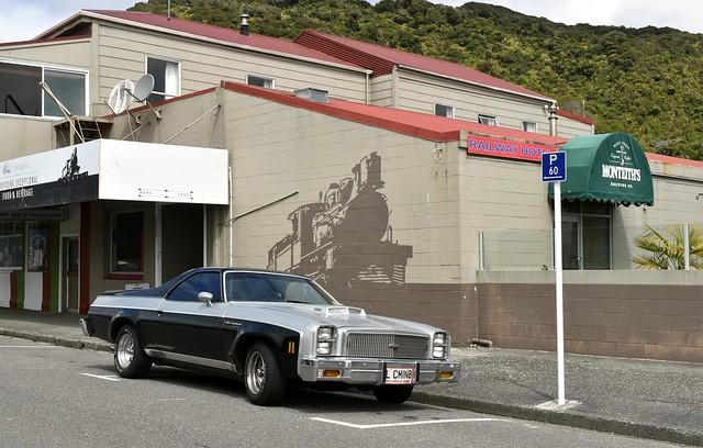 1977 Chevy El Camino