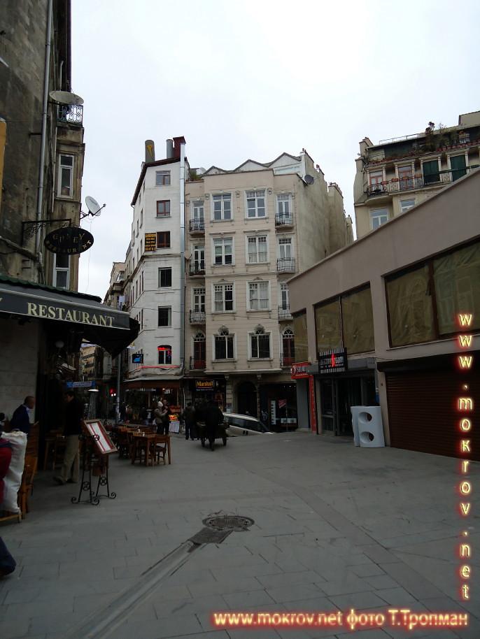 Исторический центр Город Стамбул — Турция фото достопримечательностей