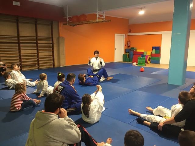Mostra de judo 18/11/2017