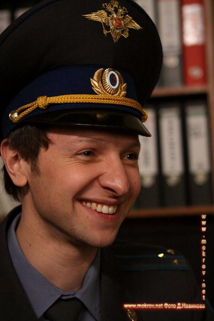 Александр Бобров в телесериале «Глухарь».