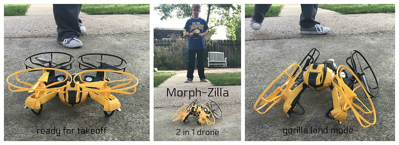Morph Zilla