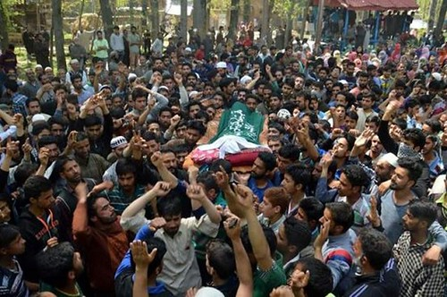 Martyr Glowing tributes paid to martyred youth in IOK
