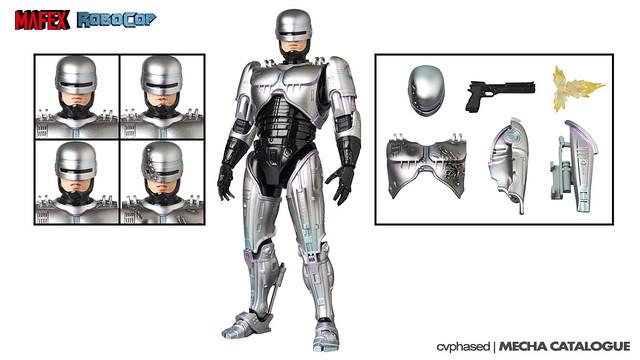 MAFEX RoboCop