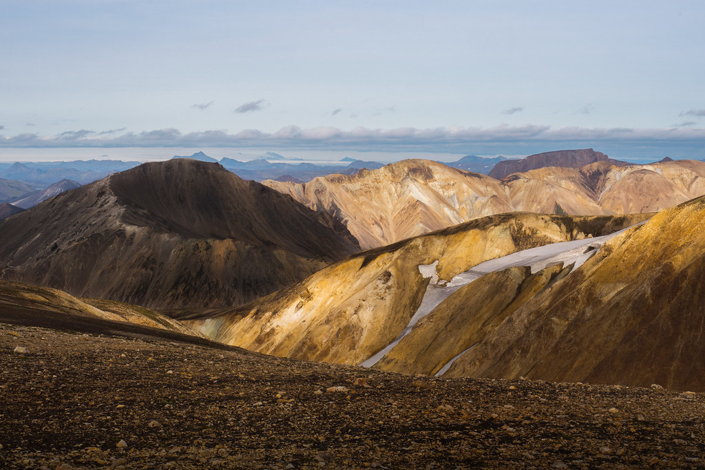 Red Mountains of Landmannalaugar