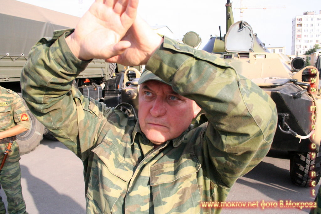 Актер Дмитрий Титов