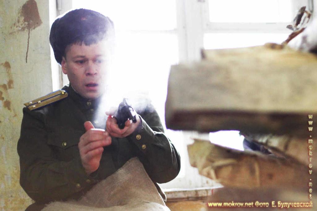 Егор Козлов – Анатолий Гущин.