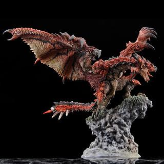 天空的王者再臨!CFB《魔物獵人》Creator's Model 雄火龍 利奧雷烏斯(火竜 リオレウス)【復刻版】