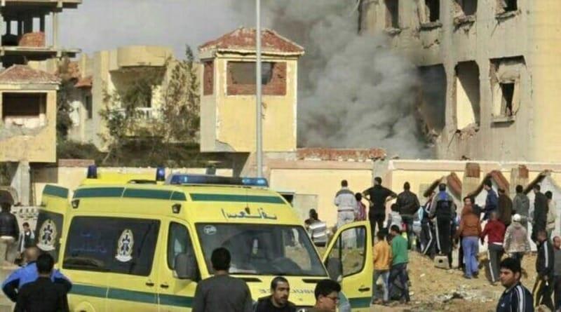 Теракт в Єгипті: 115 загиблих, більше сотні поранених