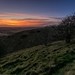 Sunset at The Devil's Kneading Trough