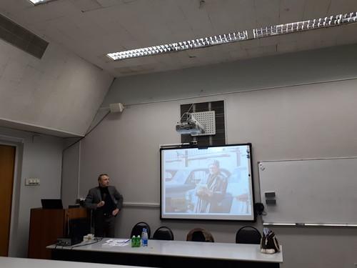 Мастер класс Как придумать идею, даже не будучи творческим человеком с Алексеем Ивановым