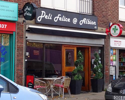 Deli Felice, Rotherhithe, London SE16